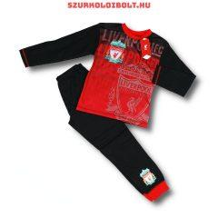 Liverpool FC gyerek pizsama - eredeti, hivatalos Liverpool FC klubtermék!