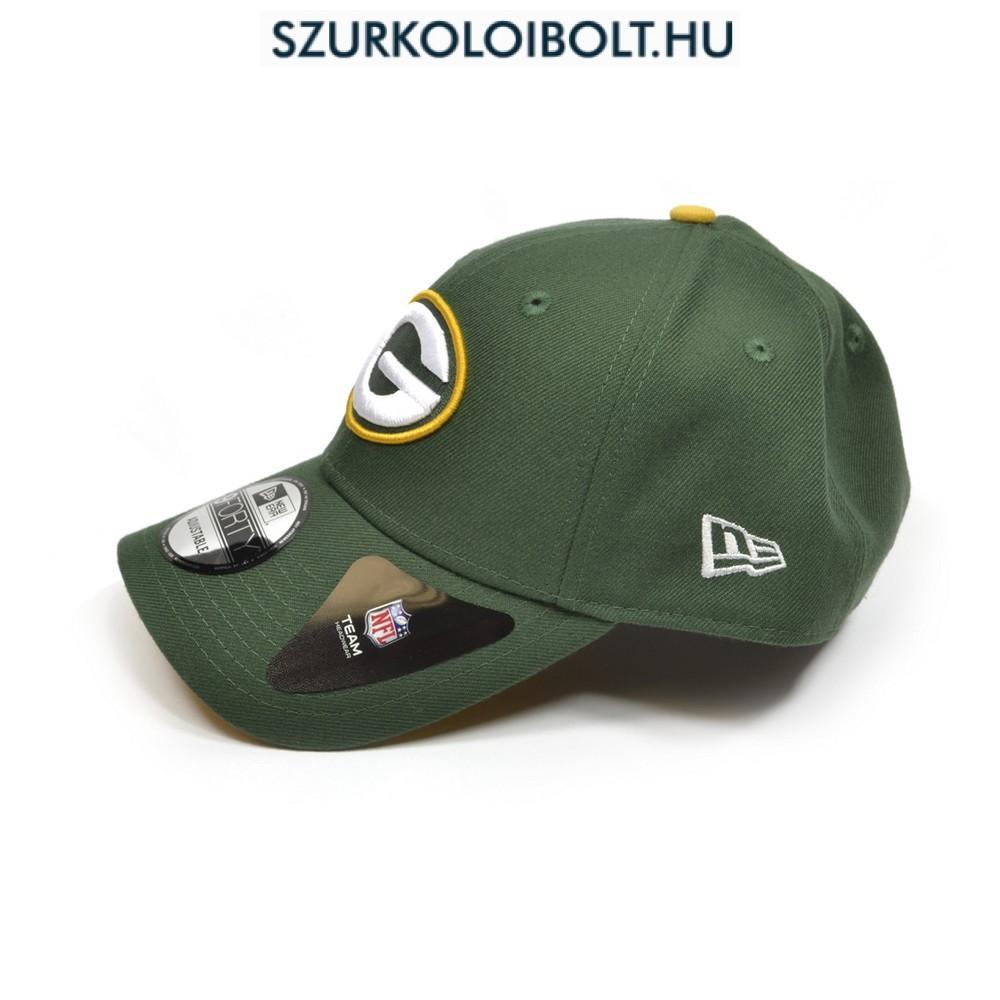 Green Bay Packers New Era baseball sapka - eredeti NFL Green Bay Packers  sapka állítható fejpánttal 08548324f9