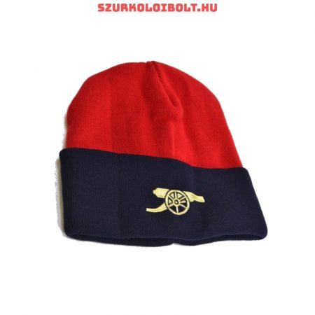 Arsenal sapka (piros, kék) a csapat logójával, szurkolói ajándék!