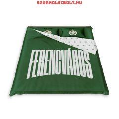 Ferencváros  szurkolói ágynemű garnitúra / szett  Eredeti, liszenszelt Ferencváros szurkolói klubtermék!  (zöld)
