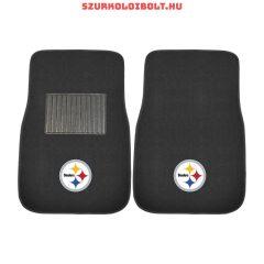Pittsburgh Steelers univerzális autósszőnyeg garnitúra (2 db-os) hivatalos, liszenszelt klubtermék
