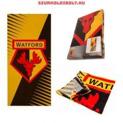 Watford FC óriás törölköző (átlós)- eredeti szurkolói termék!