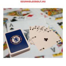 Chelsea szurkolói kártya, römikártya, eredeti hivatalos klubtermék.