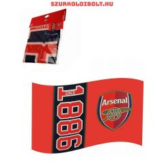 Arsenal F.C. flag - Arsenal zászló (1886)
