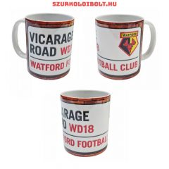 Watford bögre (pro) - hivatalos Liverpool klubtermék