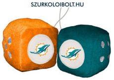 Miami Dolphins plüss dobókocka - eredeti NFL termék