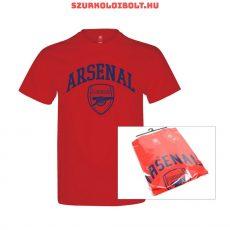 Puma Arsenal hivatalos szurkolói póló  - eredeti klubtermék