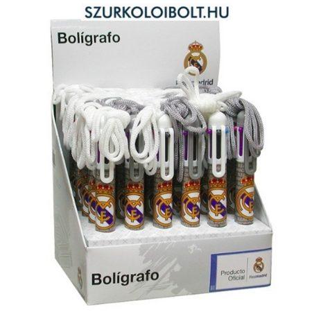 """Real Madrid """"Szivárvány"""" toll - 6 színű golyóstoll - eredeti klubtermék!"""