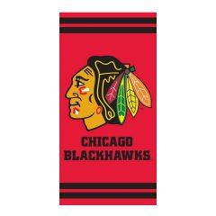 Chicago Blackhawks óriás törölköző - eredeti, liszenszelt NHL szurkolói termék !!!