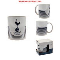 Tottenham Hotspur feliratos bögre - hivatalos klubtermék (csíkos)