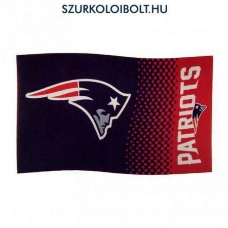 New England Patriots zászló - Patriots szurkolói zászló (eredeti, hivatalos NFL klubtermék)