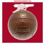 Arsenal labda - normál (5-ös méretű) Arsenal címeres szurkolói retro bőr focilabda