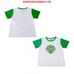 Ferencváros gyerek póló - Ferencváros szurkolói póló a csapat színeiben (rövidujjú)