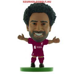 Liverpool Salah SoccerStarz figura - a csapat hivatalos mezében