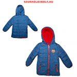 Fc Barcelona gyerek szurkolói kabát, dzseki, eredeti, hivatalos klubtermék (több méretben)