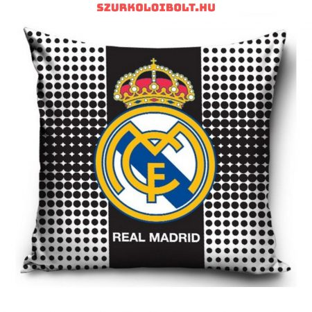 Real Madrid kispárna  - eredeti, hivatalos klubtermék! (logó)