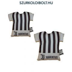 Juventus kispárna (csíkos) - eredeti, hivatalos klubtermék! (mezes)