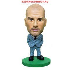 Manchester City Guardiola SoccerStarz figura - a csapat hivatalos mezében
