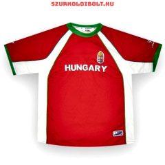 Magyarország szurkolói focimez - hímzett magyar válogatott drukkermez (akár felirattal is)