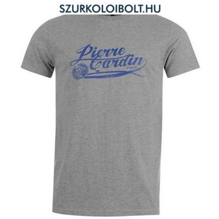 Pierre Cardin póló (szürke)