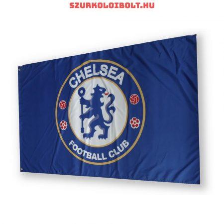 Chelsea F.C. zászló (logo)- Chelsea hivatalos szurkolói termék