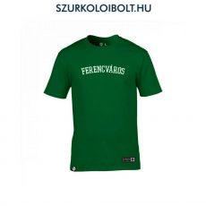 Ferencváros póló - Ferencváros szurkolói póló (zöld)