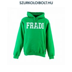 Fradi pullover - zöld Ferencváros pulcsi
