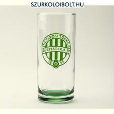 Ferencváros üdítős pohár - eredeti FTC klubtermék