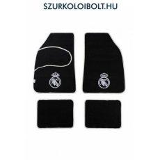 Real Madrid univerzális autósszőnyeg garnitúra - hivatalos, liszenszelt klubtermék