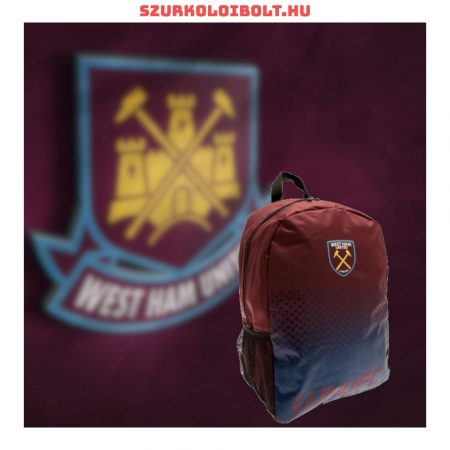 West Ham United FC hátizsák / hátitáska - eredeti, liszenszelt klubtermék