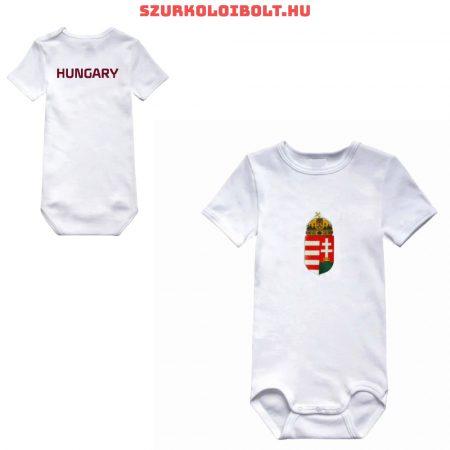 Hungary body babáknak  - eredeti, hivatalos klubtermék!