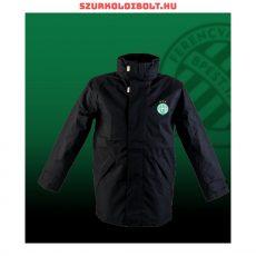 Ferencváros kabát / dzseki - eredeti, hivatalos kabát (fekete)