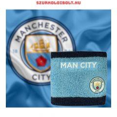 Manchester City csuklópánt / karkötő - eredeti szurkolói termék