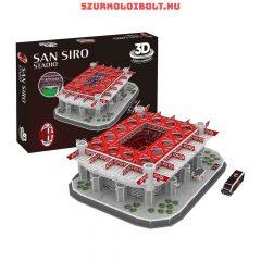 AC Milan San Siro  puzzle, puzzle (86 db-os)- eredeti, hivatalos klubtermék!