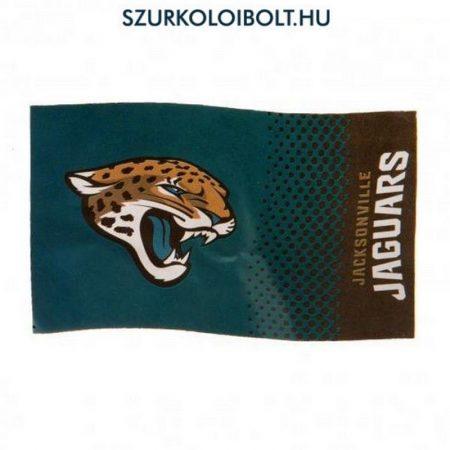 Jacksonville Jaguars óriás zászló - szurkolói zászló (eredeti NFL klubtermék)