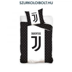 """Juventus  szurkolói ágynemű garnitúra / szett  """"kétoldalas Juve csapatlogós"""" (eredeti szurkolói klubtermék)"""