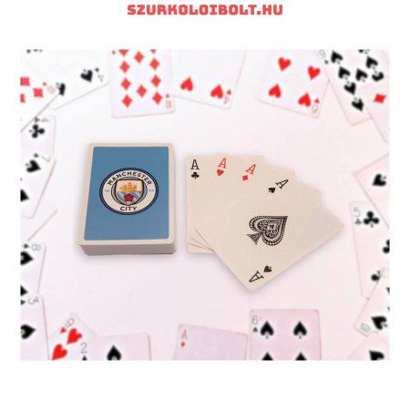 """Manchester City szurkolói kártya, """"autóskártya"""",eredeti hivatalos klubtermék."""