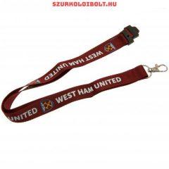 West Ham United nyakpánt - eredeti, limitált kiadású West Ham United klubtermék!