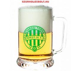 Ferencváros söröskorsó 0,5 literes - eredeti FTC klubtermék