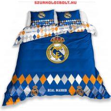 Kétszemélyes Real Madrid szurkolói ágynemű garnitúra / szett  -  - eredeti, hivatalos szurkolói termék