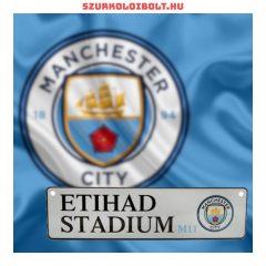 Manchester City FC öntapadós ablak tábla