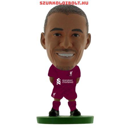 Liverpool Matip SoccerStarz figura - a csapat hivatalos mezében