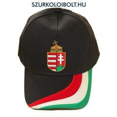 Hungary / Magyarország baseball sapka (magyar válogatott szurkolói termék) (fekete)