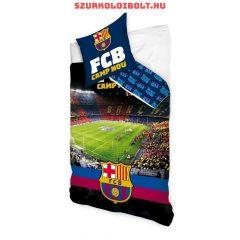 Barcelona szurkolói ágynemű garnitúra / szett (stadion) - FCB - eredeti, hivatalos klubtermék, szurkolói kivitel