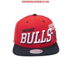Chicago Bulls Mitchell & Ness snapback baseball sapka - eredeti NBA Chicago Bulls sapka