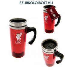Liverpool FC utazó bögre fogantyúval - hivatalos klubtermék
