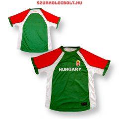 Magyarország szurkolói focimez (zöld)- magyar válogatott drukkermez (akár felirattal is)