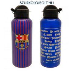 Barcelona aluminium kulacs / termosz (hivatalos,hologramos Barcelona klubtermék)