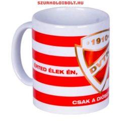 DVTK Diósgyőr bögre (Értedrted élek én)  kivitel - hivatalos klubtermék