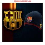 FC Barcelona szurkolói sapka (Messi)
